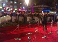 Red Carpet - Ruth Lorenzo - Leicester Square