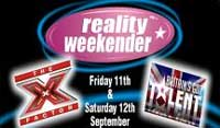 Reality Weekender, The Venue, St Osyth, Clacton on Sea