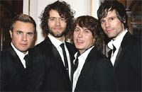 Take That week - Xfactor 2008