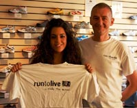 Ruth Lorenzo - Run to Live - Ashtead